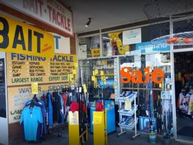 Front of shop