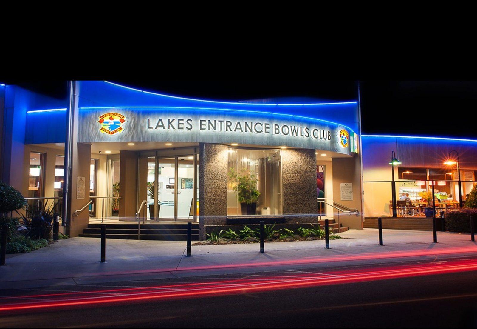 Lakes Entrance Bowls Club