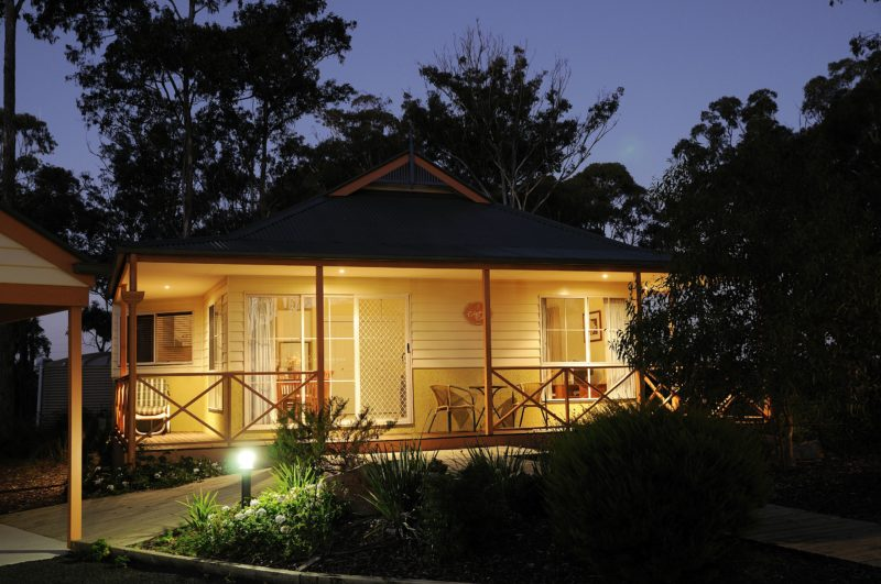 Two bedroom Colquhoun Cottage