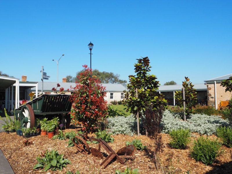 Lara Museum grounds