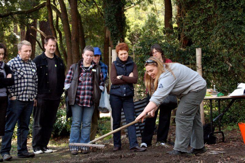 Diggers Garden Workshop