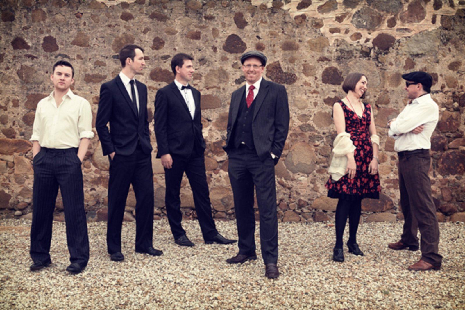 Leigh Barker Band (Paris)