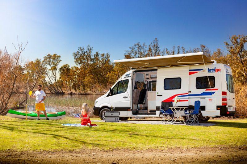 Mercedes Wanderer campervan