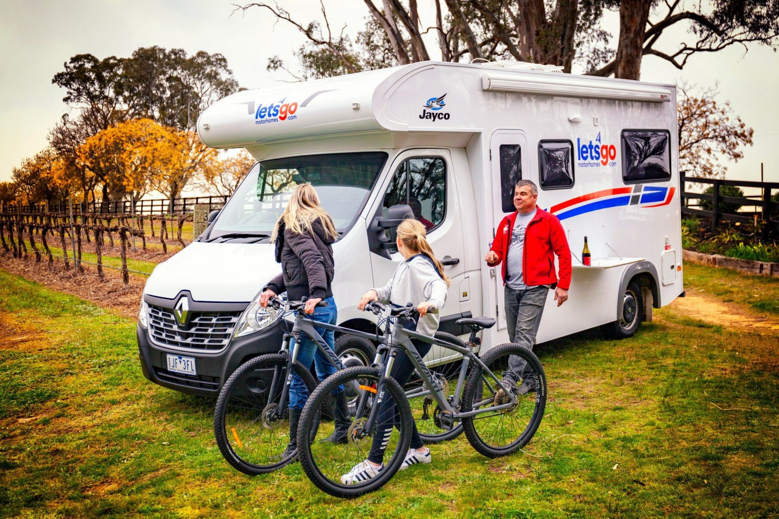 Let's Go Motorhomes - Ideal for the family