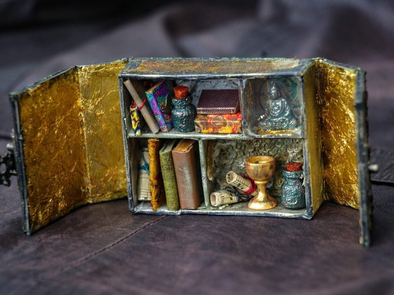Little Treasures by James and Lavinia McEwan