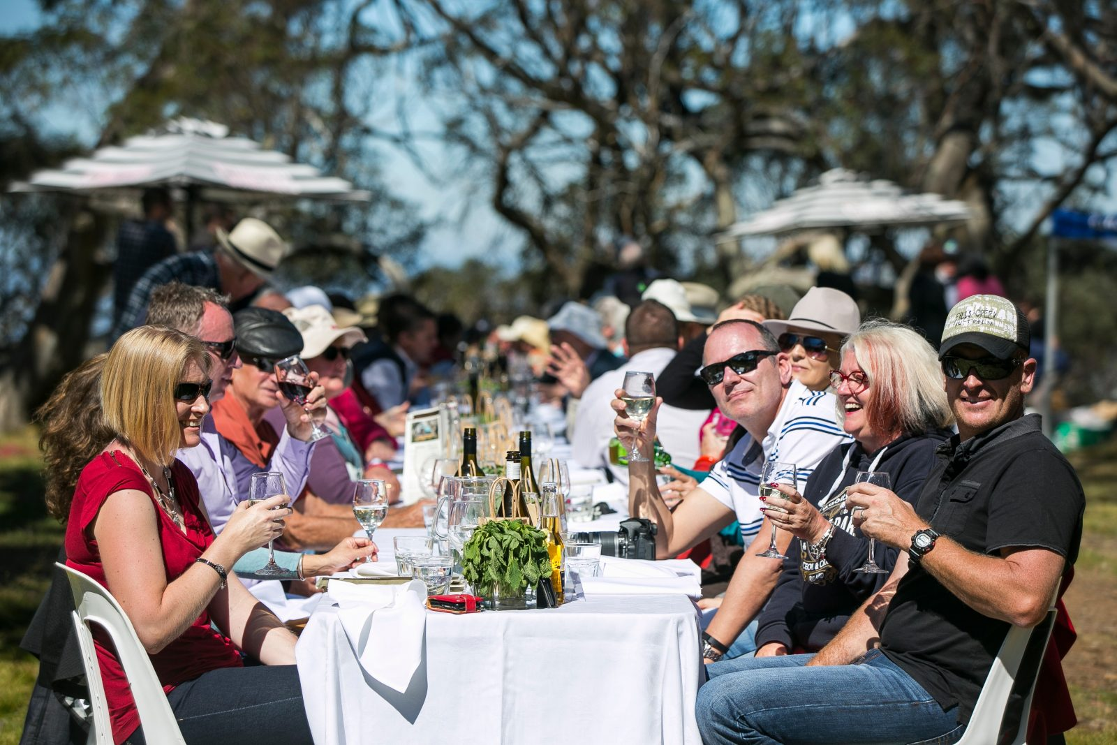 Lobster Lunch and Dederang Races