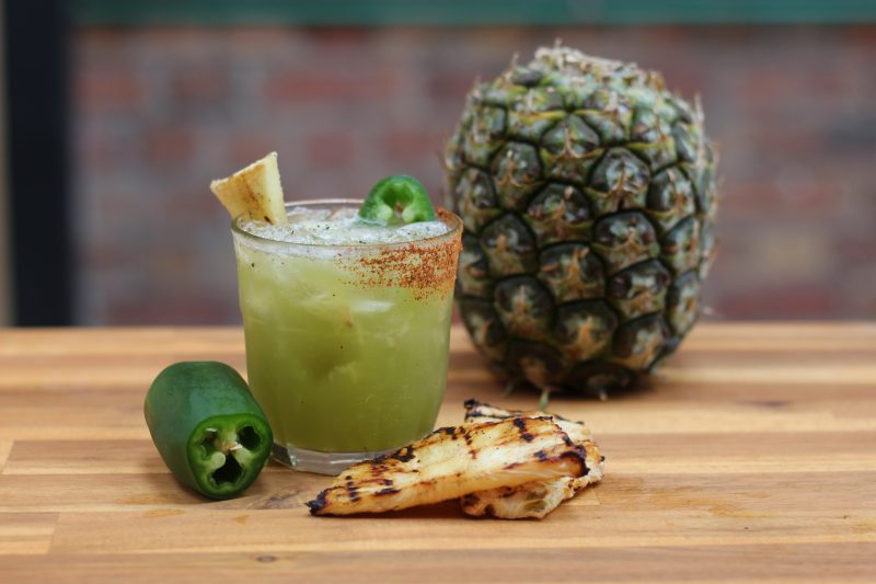 Delicious Mexican cocktails