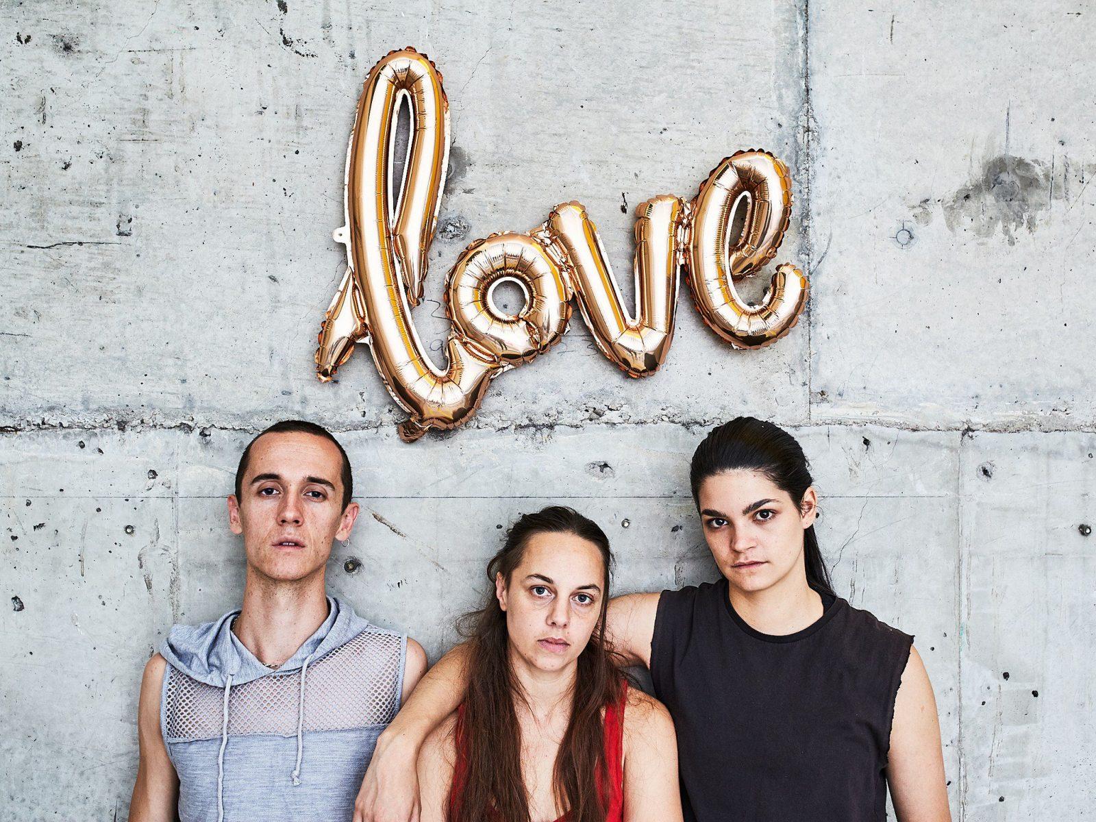 LOVE by Patricia Cornelius