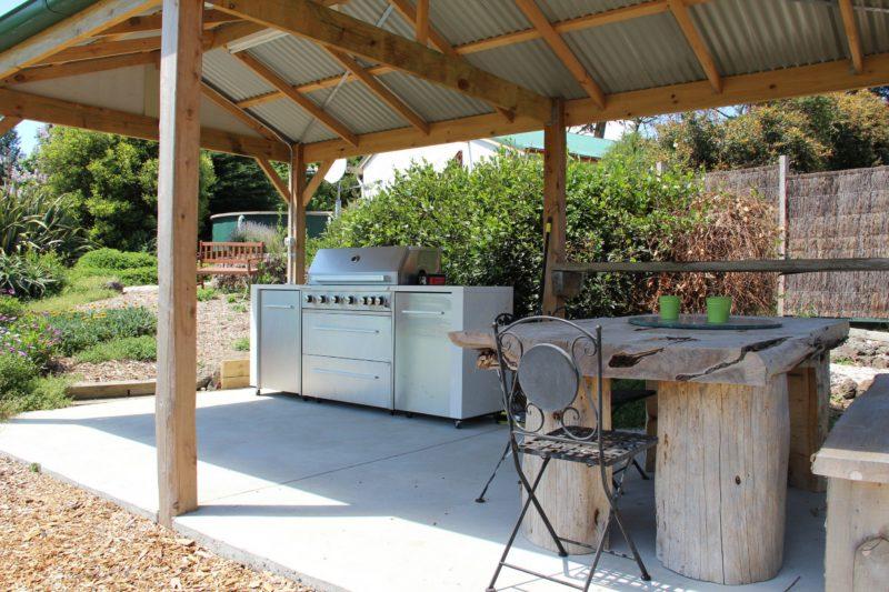 BBQ Shelter at Loves Lane