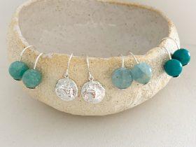 LUONE Silversmith earrings