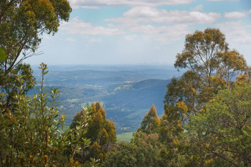 Amazing views to Melbourne and beyond