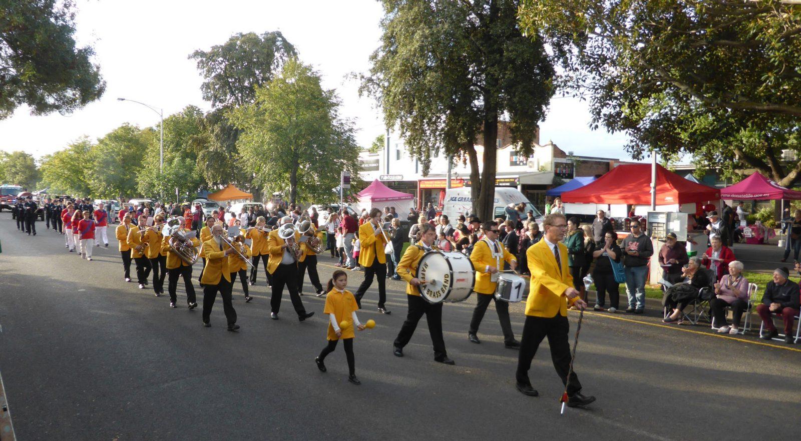Maffra Mardi Gras