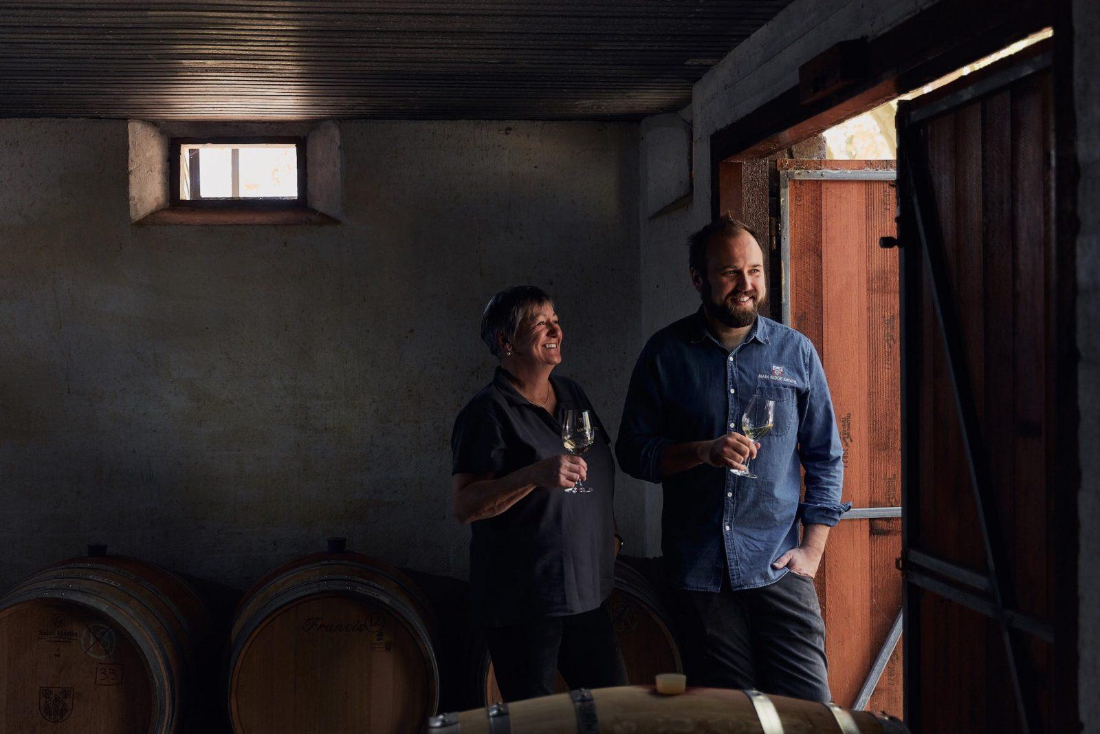 MRE Red wine cellar