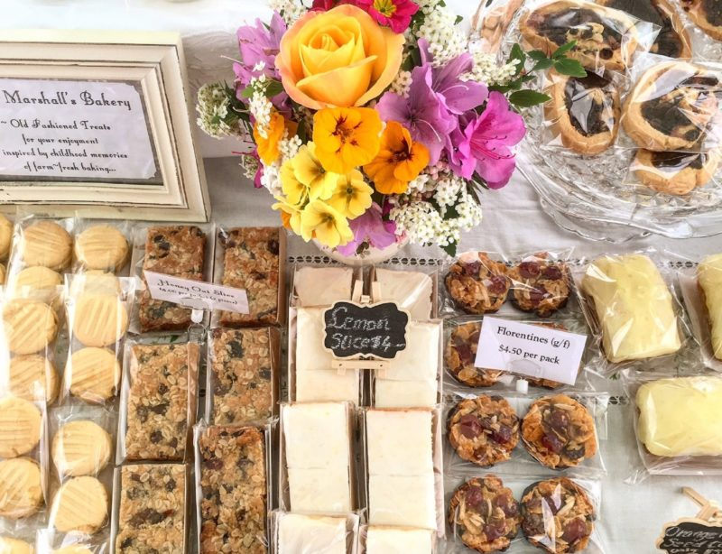 Cales, Biscuts and Baked Goods