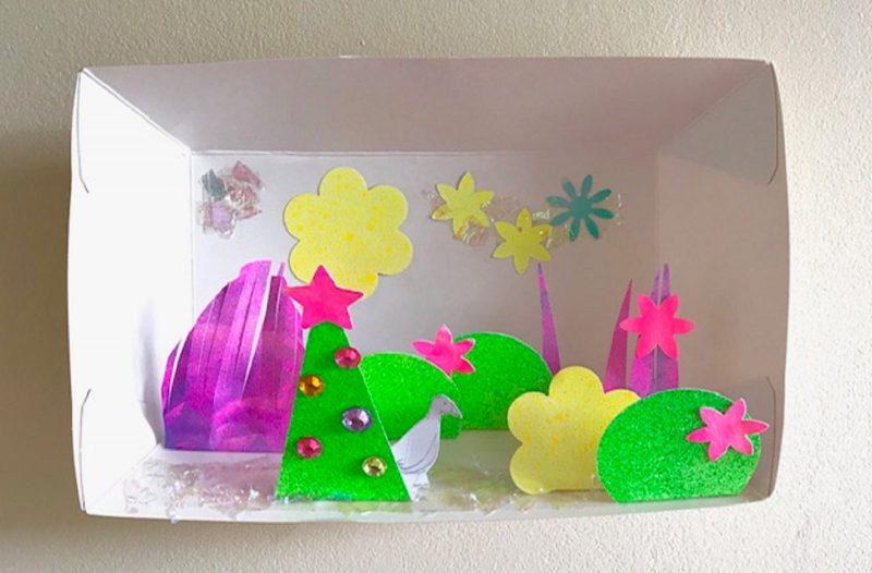 Teeny Tiny Christmas Window Ballarat Christmas Window Making