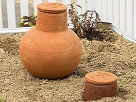 Make your own Olla Workshop - ancient irrigation system for your garden