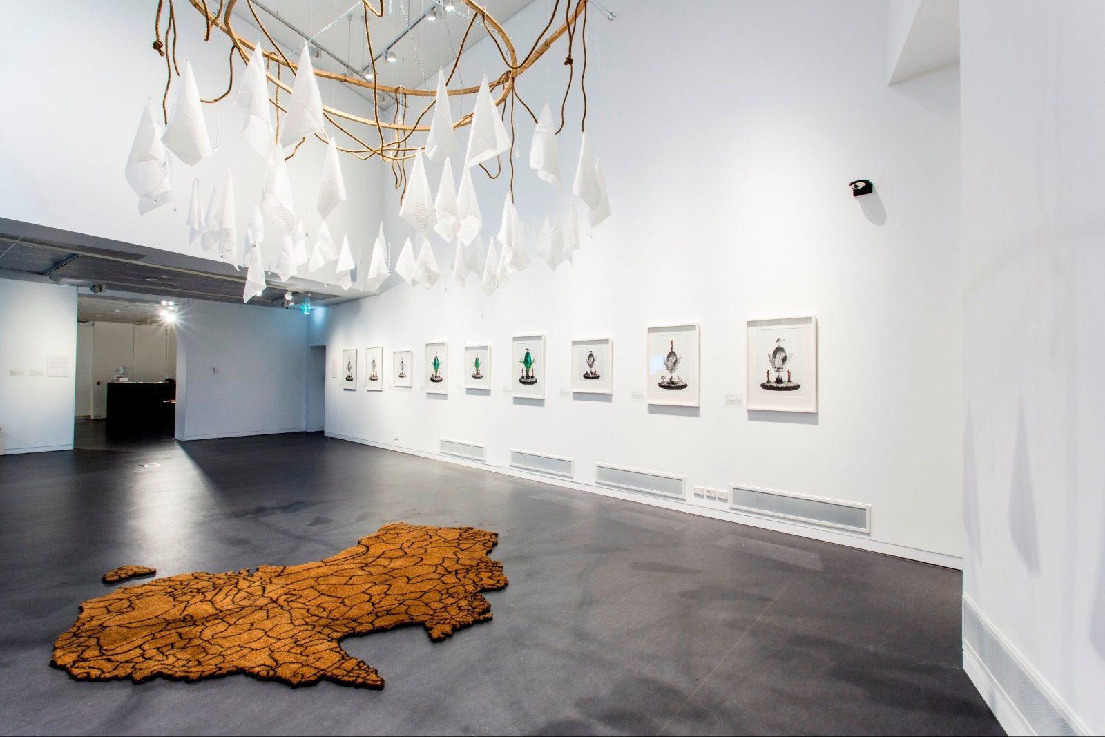 Image of Manningham Art Gallery interior