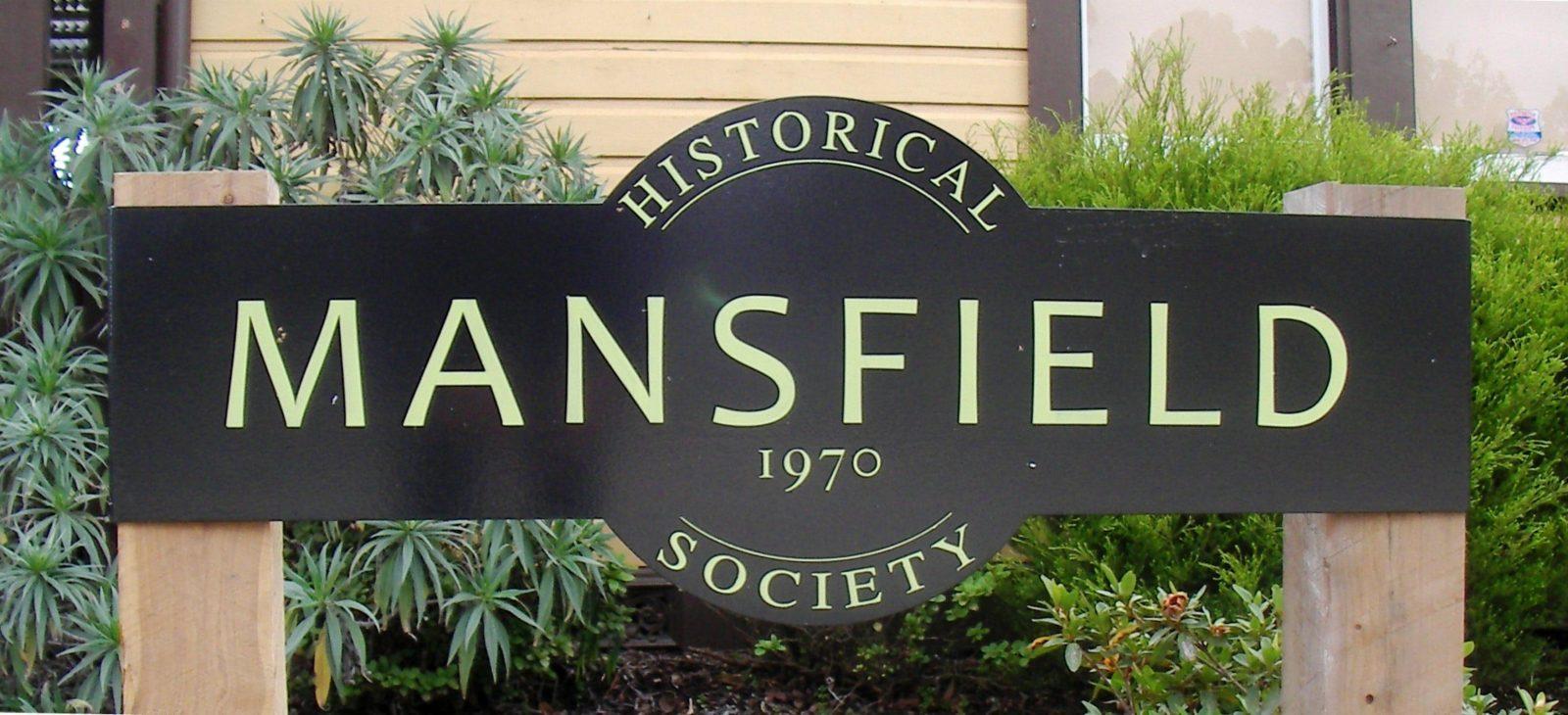 Mansfield Historical Society