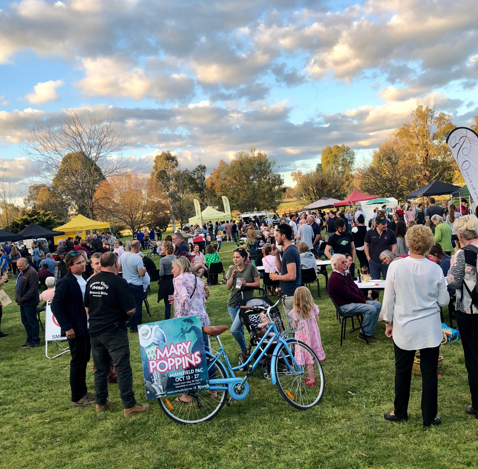 Celebrating all things local at Mansfield Producers Twilight Market