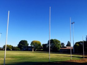 Mansfield Recreation Reserve sports ground