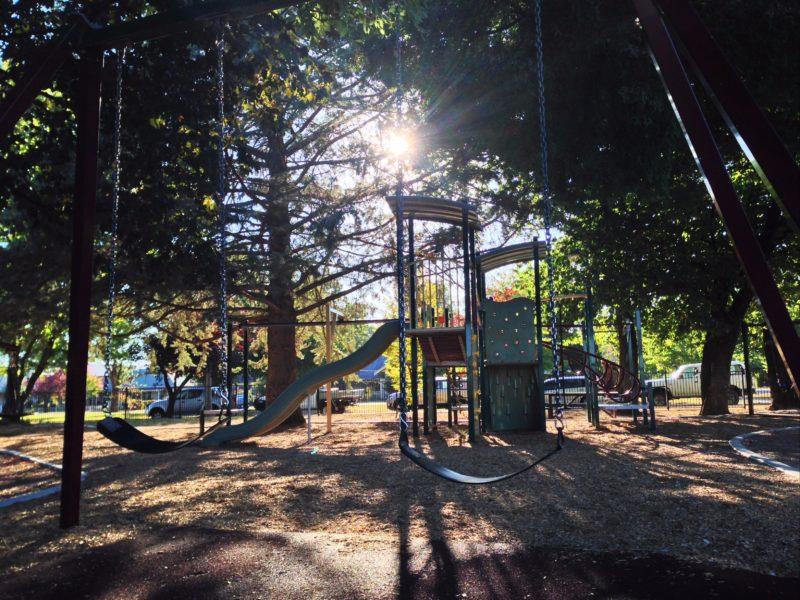 Rec Reserve Playground