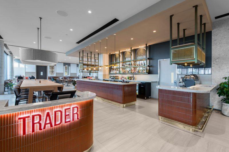 Trader cafe