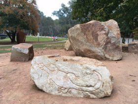 Marmungun rocks