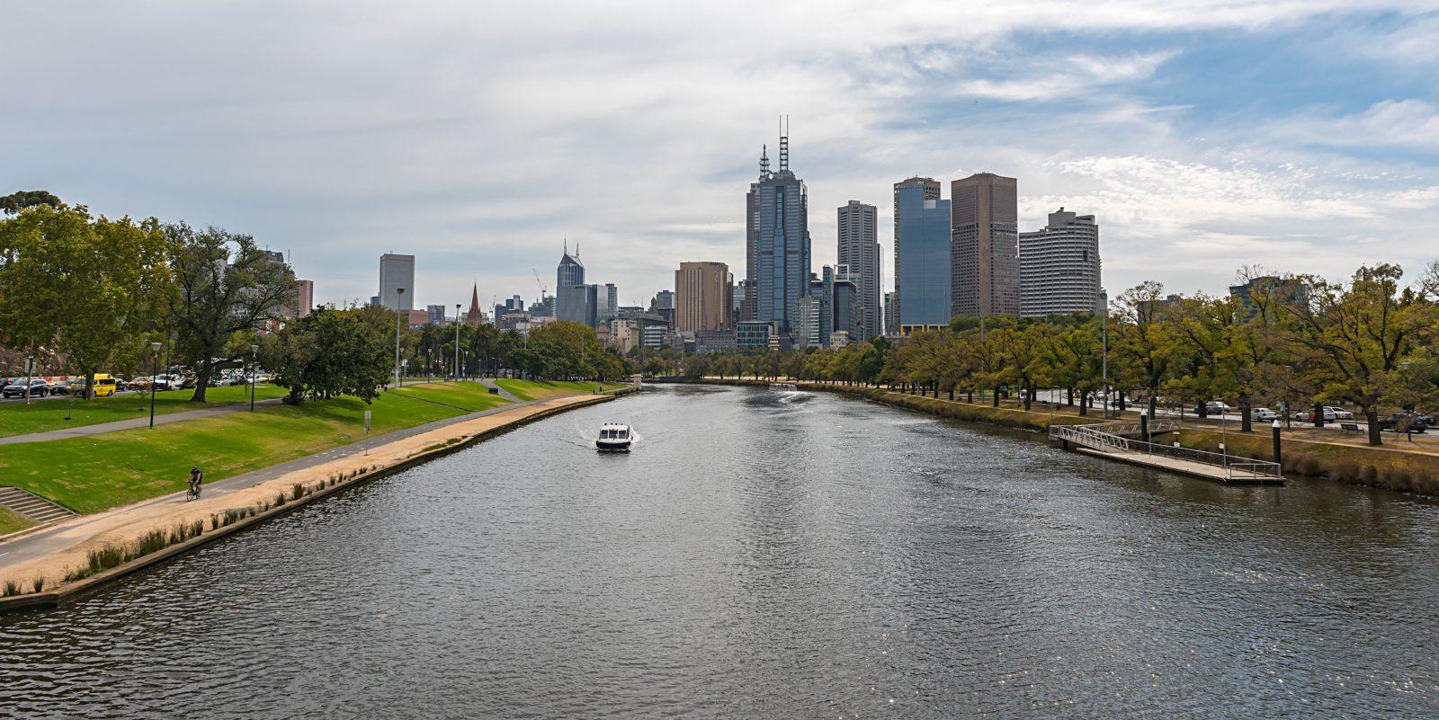 Melbourne's Yarra