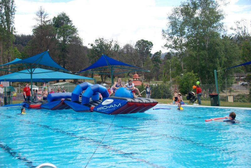 Marysville Pool Two