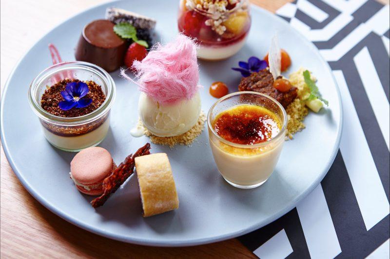 Masons of Bendigo Dessert Tasting Plate