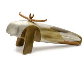 Mudskip transition Grinder by Karl Millard