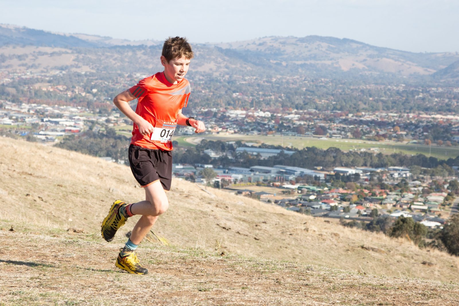 Run the trails of the Riverina