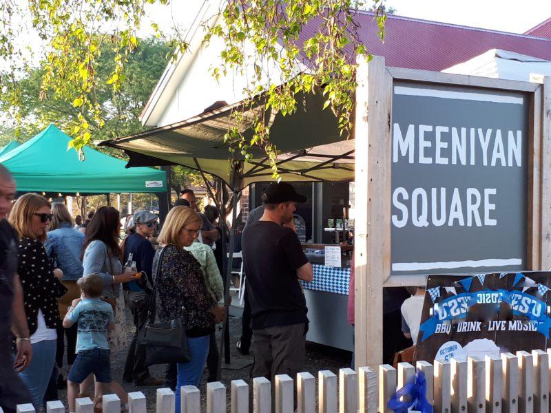 Meeniyan Square Friday Twilight Markets