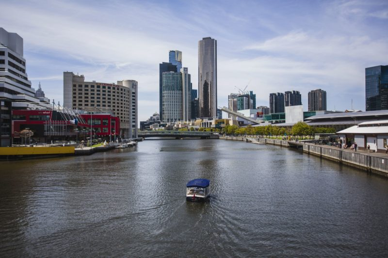 Melbourne Boat Hire - See Melbourne from the best angle