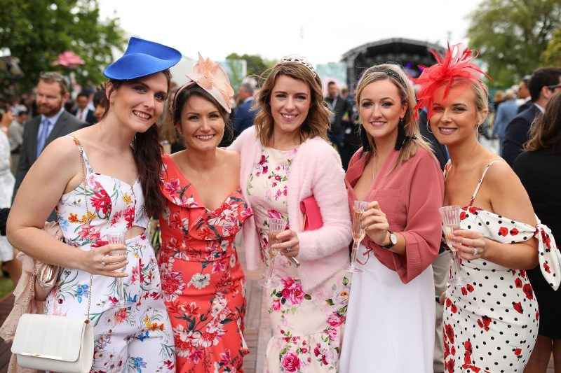 Fashion at the Melbourne Cup Carnival
