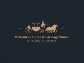 Melbourne horse and carriage ride