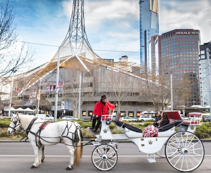 Melbourne Horse Drawn Carriage Melbourne