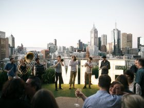 Rooftop band