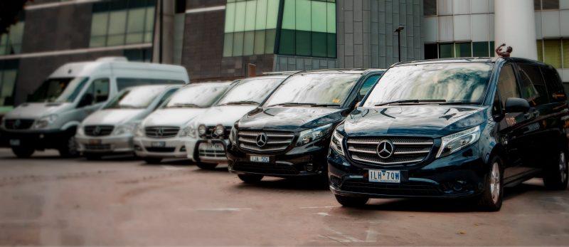 Melbourne Private Tours Fleet
