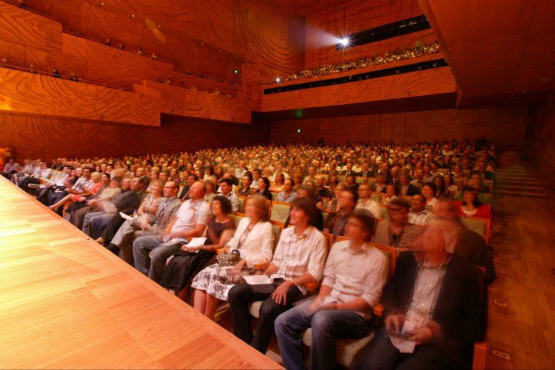 Melbourne Recital Centre, Elisabeth Murdoch Hall