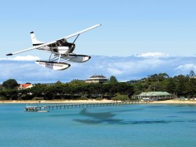 Scenic Joy flights of Melbourne and coastal beaches