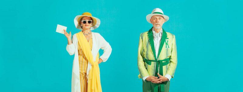 Melbourne Shakespeare Company's Love's Labour's Lost