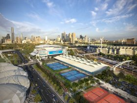 Melbourne Sporting Precinct