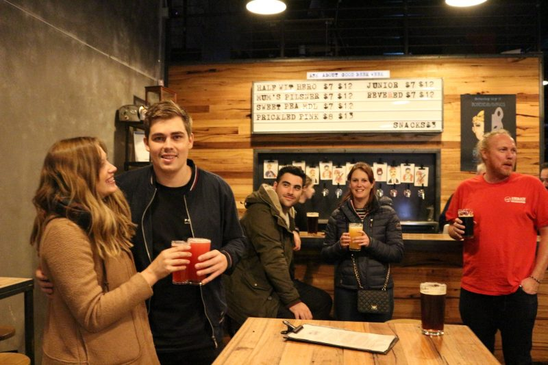 Melbourne Urban Adventures - Craft Beer Tour