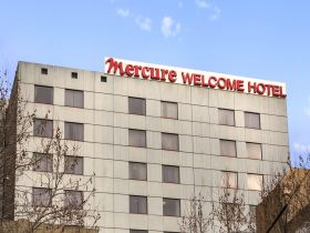 The Mercure Welcome Melbourne