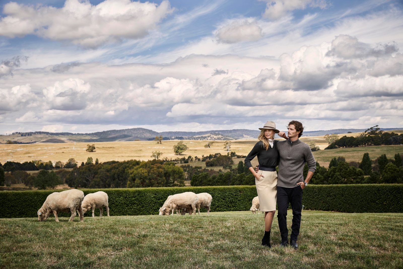 Australian merino wool garments - Australian made and owned.