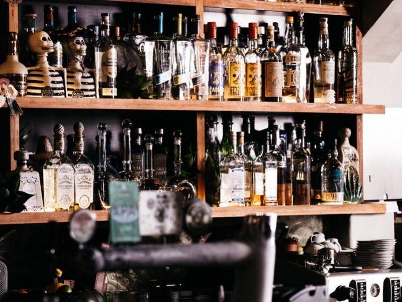 Mesa Back Bar