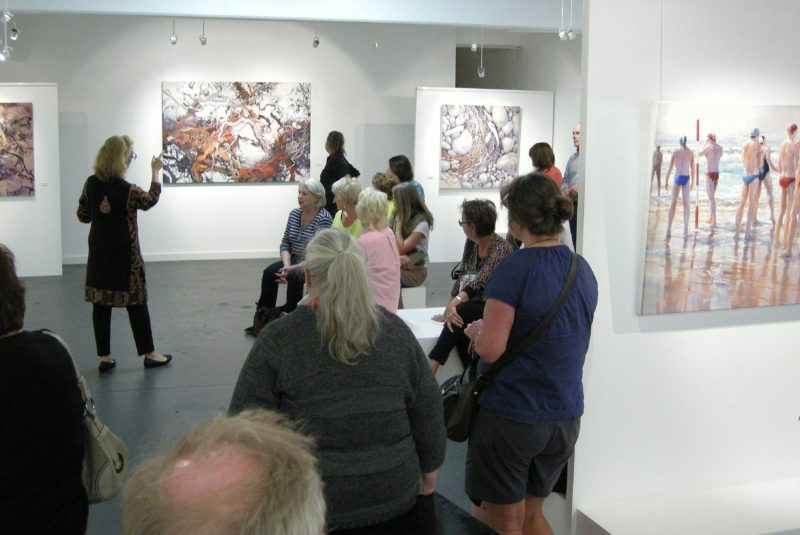 Susan Sutton - Exhibition Artist Talk