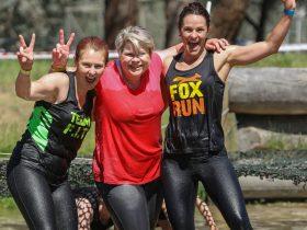 Milawa and Oxley Fox Run