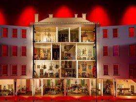Pendle Hall at Mini Mega Model Museum